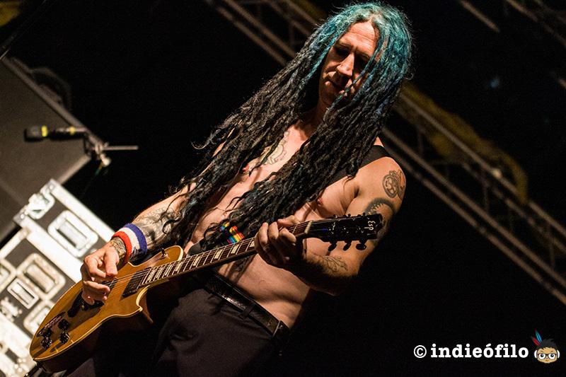 Eric Melvin Punk in Drublic 2019 Barcelona NOFX