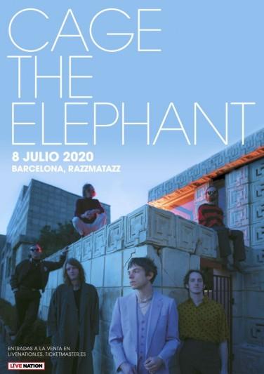 Cage The Elephant Barcelona