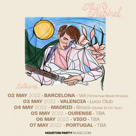 The Natvral anuncia conciertos en España en mayo de 2022