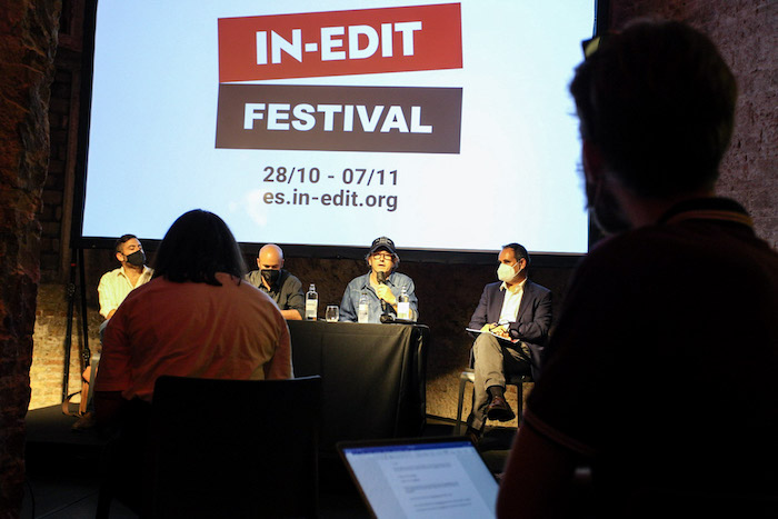 Presentada programación completa del In-Edit Festival 2021